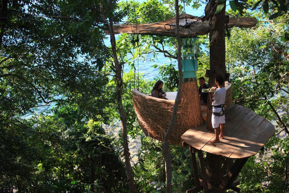 Soneva Kiri Resort in Thailand