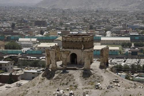 Kabul Tepe Mara