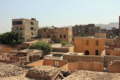 Kair. Miasto umarłych