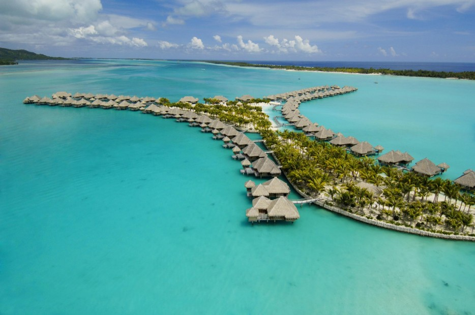 Located in its very own island, this is a perfect choice for many honeymooners.