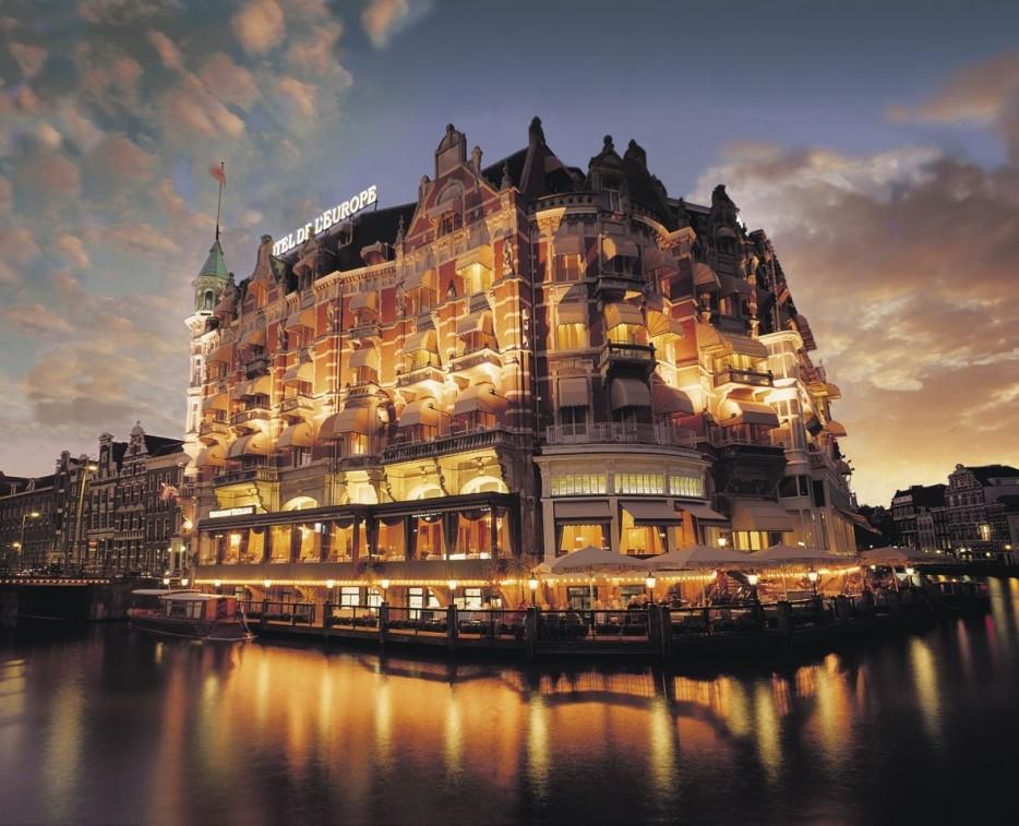 2 Hotel De L Europe In Amsterdam