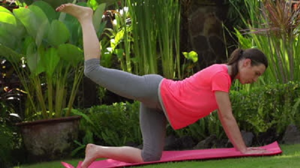 Gardening pushes you to bend and twist, and these are very essential movements in any abdominal work out.