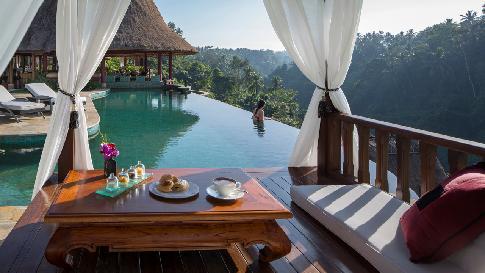 Viceroy Bali, Indonesia