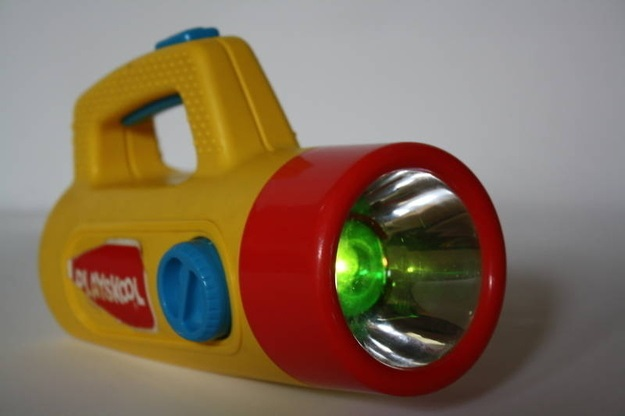 The toy that got your through the darkest (and greenest) of times