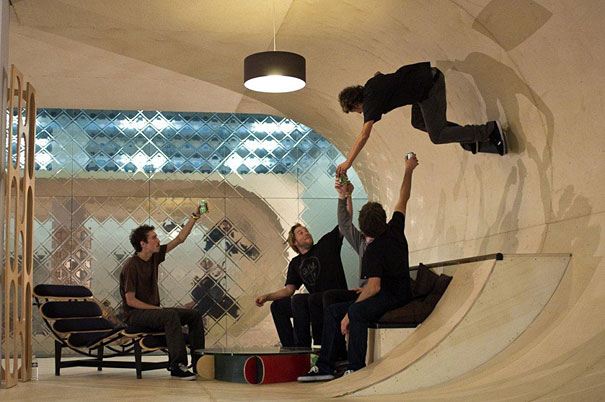 Skate Park Room 2