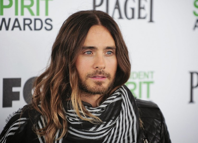 Jared Leto just might be the sexiest 42 year old man alive - that is, until he turns 43 on December 26.