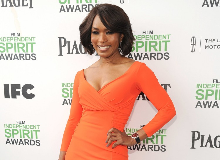 Angela Bassett is another beauty that grows fine with time.