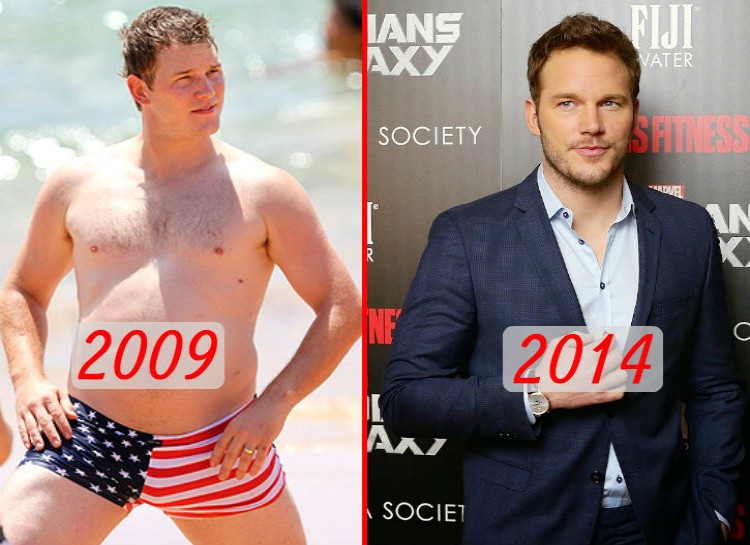 "In 2009, Pratt already had credits from ""Everwood"" and ""The O.C."" under his belt, and he was just starting his most famous TV role: Andy Dwyer in ""Parks & Recreation."" The actor proved his comedy chops on the show, often by making fun of his own pudgy body. In 2013, Pratt revealed his new fit body via Instagram, saying that he had gotten in shape for his role in ""Guardians of the Galaxy."" In 2014, Pratt was listed as #2 on People's ""Sexiest Men Alive"" list."