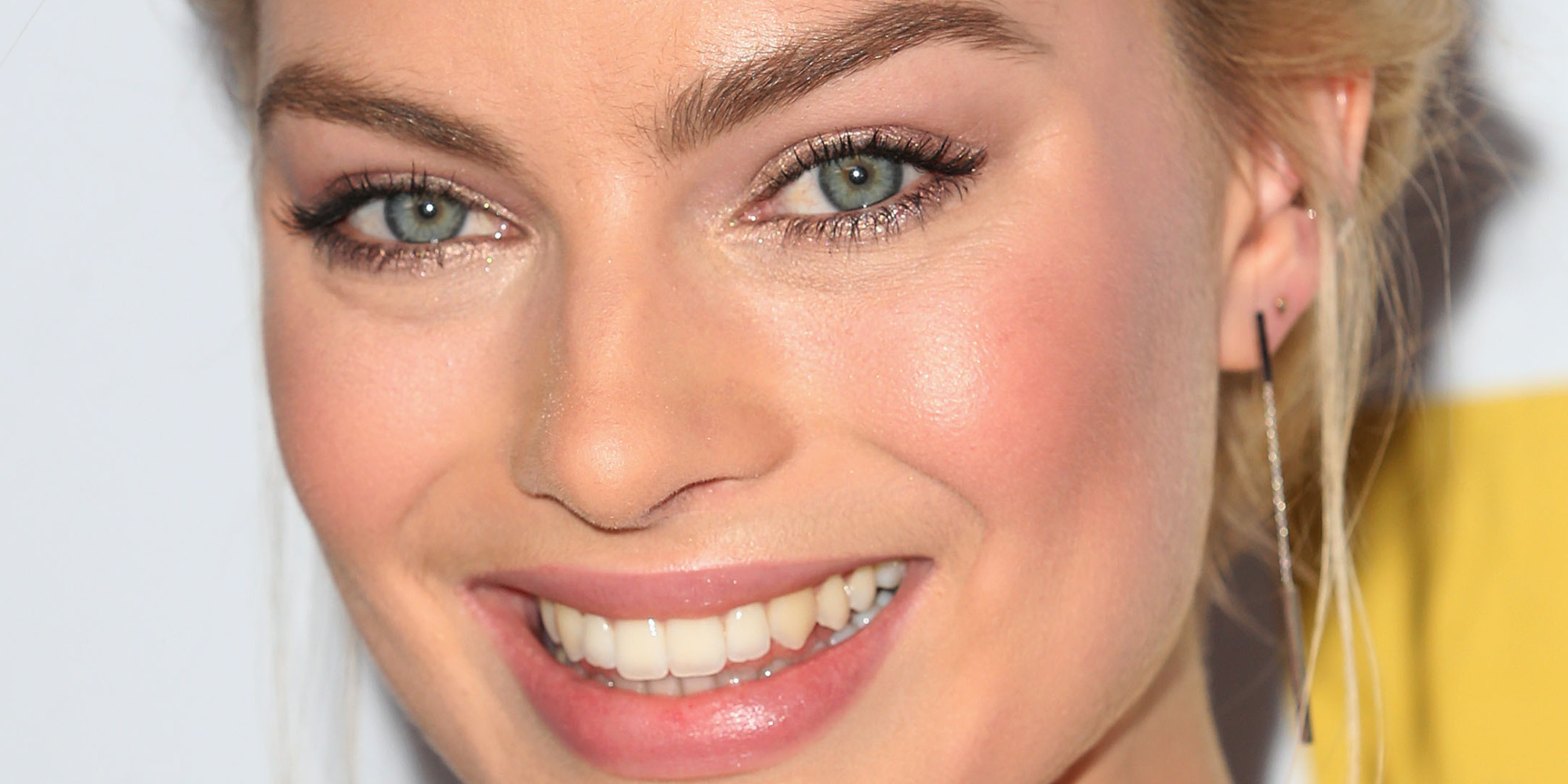 SANTA MONICA, CA - OCTOBER 26: Actress Margot Robbie attends the 3rd Annual Australians in Film Awards Benefit Gala at the Fairmont Miramar Hotel on October 26, 2014 in Santa Monica, California. (Photo by Frederick M. Brown/Getty Images)