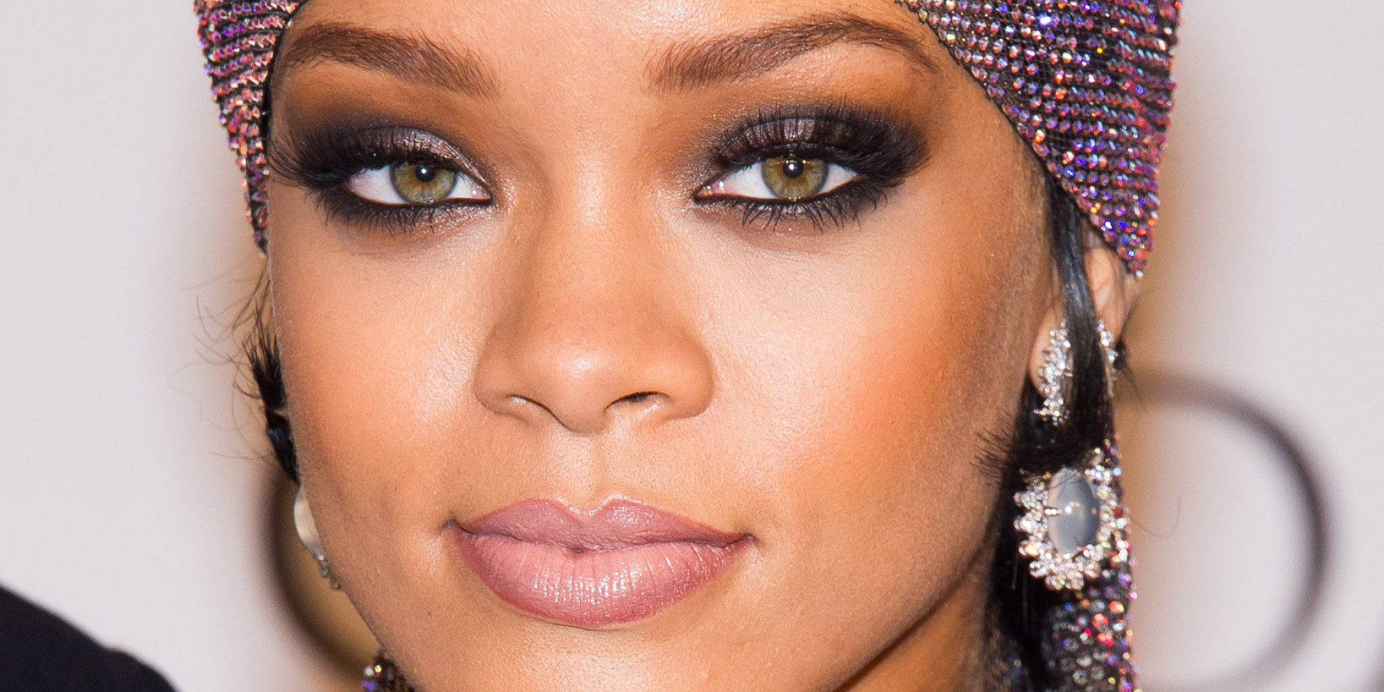 Rihanna attends the CFDA Fashion Awards on Monday, June 2, 2014 in New York. (Photo by Charles Sykes/Invision/AP)
