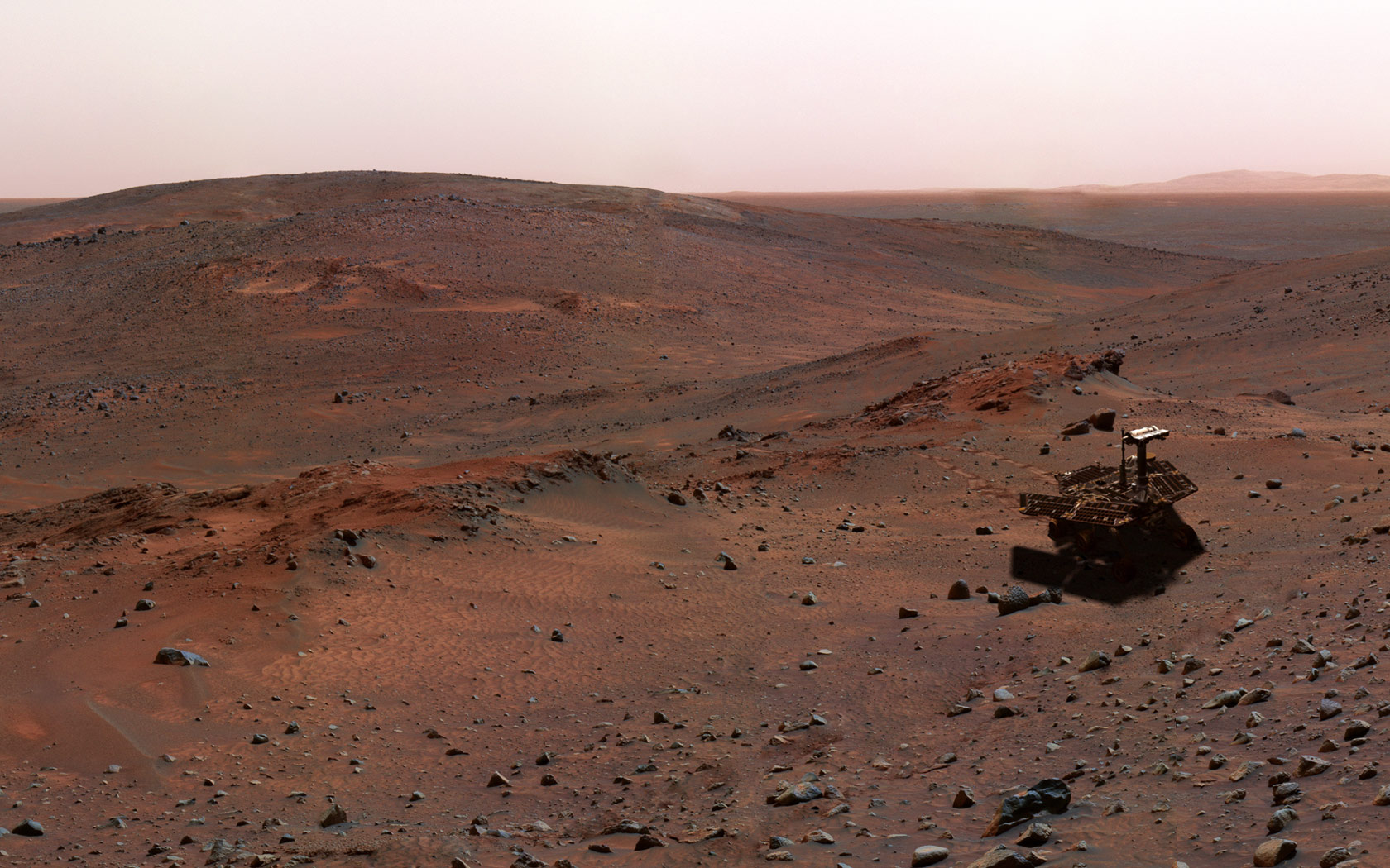 benefits of mars exploration rover - photo #44