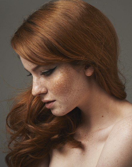 Mesmerizing Photos of Redheads Doing What They Do Best ...