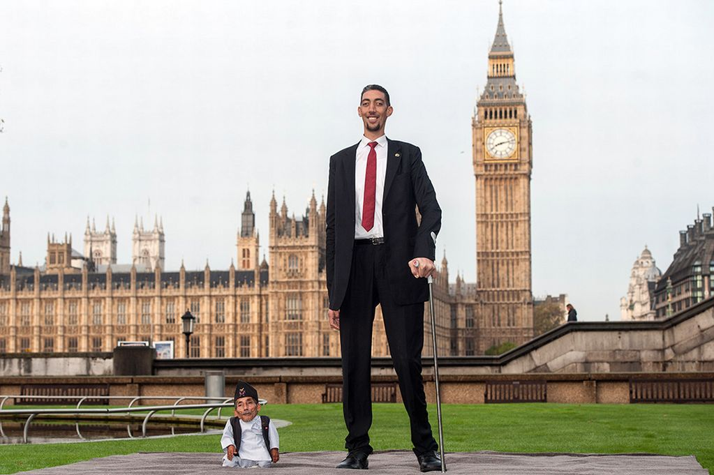 Shortest Man In The World