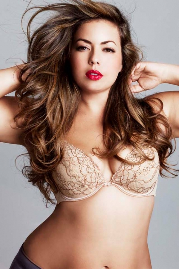 Batch 1- Bust It Open- Plus Size Models are What's Sizzling Today- Fluvia Lacerda