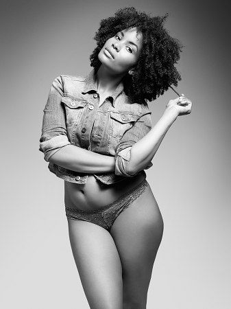 Batch 1- Bust It Open- Plus Size Models are What's Sizzling Today- Quinn Miles