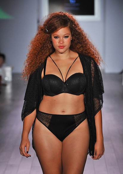 Batch 1- Bust It Open- Plus Size Models are What's Sizzling Today- Sabina Karlsson