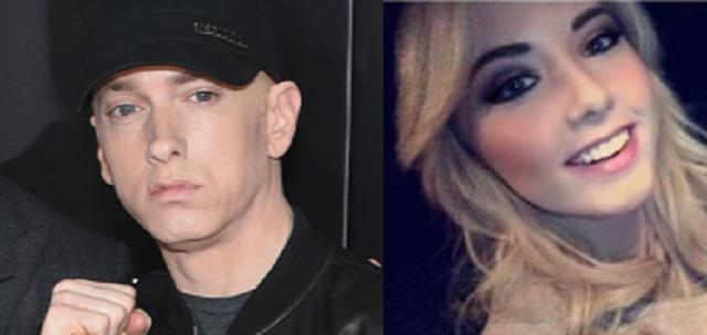 Eminem & Hailie Jade Scott Mathers