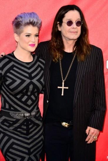 Ozzy & Kelly Osbourne