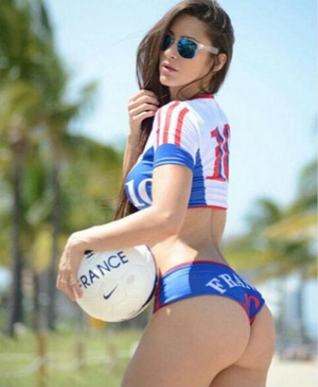 Female Athlete Ass 22
