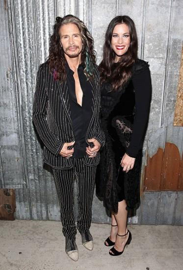 Steven & Liv Tyler