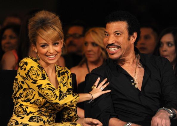 Lionel & Nicole Richie
