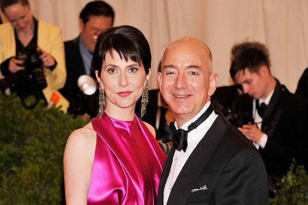 Batch 2- 15 Wives and Girlfriends Of The Richest Men In The World- Mackenzie Bezos
