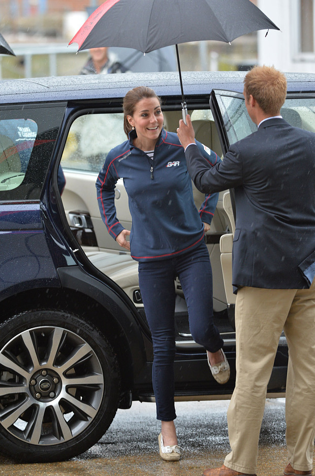 Batch 2- 19 Secrets about Catherine Duchess of Cambridge- She Crewed for a Team