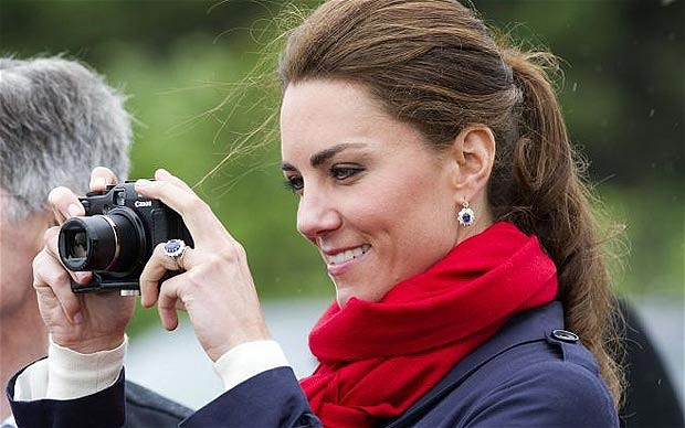 Batch 2- 19 Secrets about Catherine Duchess of Cambridge- She is an Avid Photographer