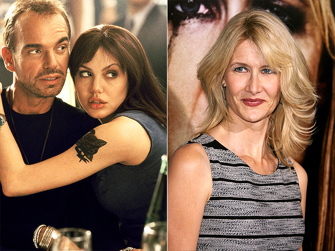 Batch 2- 21 Outrageous Celebrity Cheating Scandals- Billy Bob Thorton-Laura Dern-Angelina Jolie
