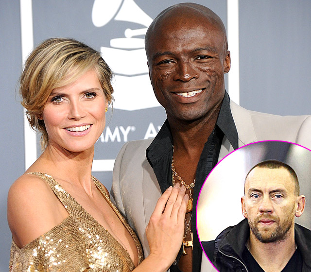 Batch 2- 21 Outrageous Celebrity Cheating Scandals- Heidi Klum-Seal-Martin Kirsten