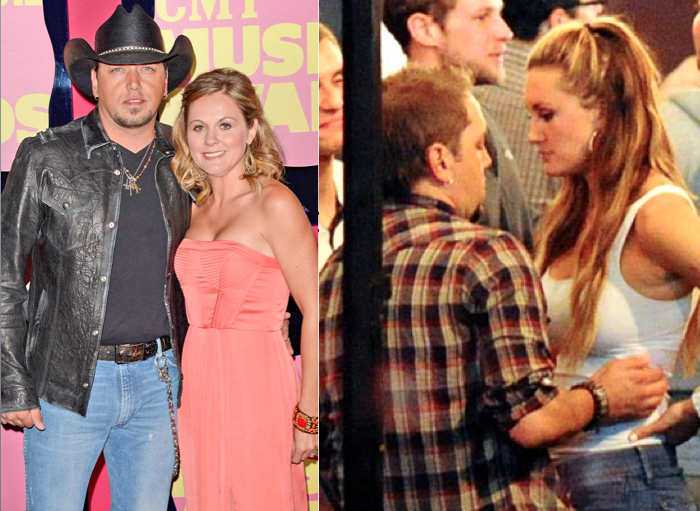 Batch 2- 21 Outrageous Celebrity Cheating Scandals- Jason Aldean-Jessica Ussery-Brittany Kerr