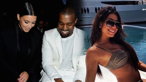 Batch 2- 21 Outrageous Celebrity Cheating Scandals- Kanye West-Leyla Ghobadi