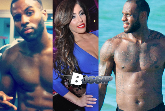 Batch 2- 21 Outrageous Celebrity Cheating Scandals- LeBron James-Carmen Ortega
