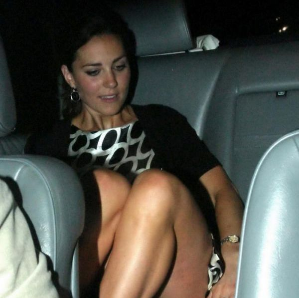 Britney spears getting into car upskirt