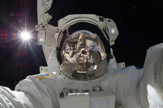 Batch 3- Extreme Selfies Taken By Everyday Individuals- Posing in Space