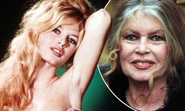 Batch 3- Stars Who Failed to Age Gracefully- Brigitte Bardot