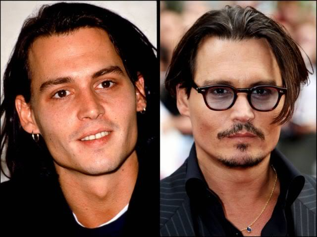 Batch 3- Stars Who Failed to Age Gracefully- Johnny Depp