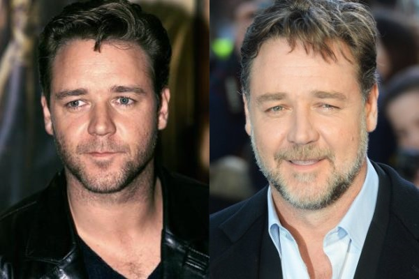Batch 3- Stars Who Failed to Age Gracefully- Russell Crowe