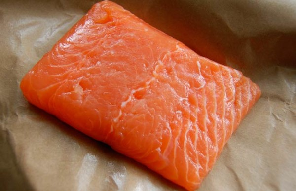 Farmed salmon - Cancer-causing foods