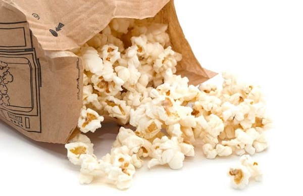 Microwave Popcorn - Cancer-causing foods