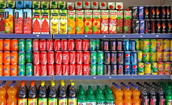 Soda and Carbonated Beverages - Cancer-causing foods