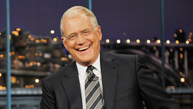 Batch 4- 17 Celebrities Today Who Used to Be Homeless- David Letterman