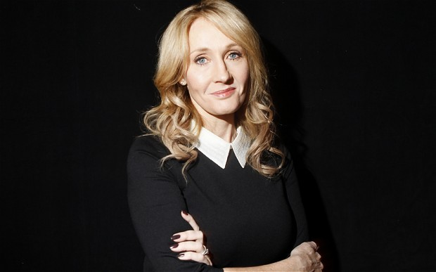 Batch 4- 17 Celebrities Today Who Used to Be Homeless- J.K. Rowling