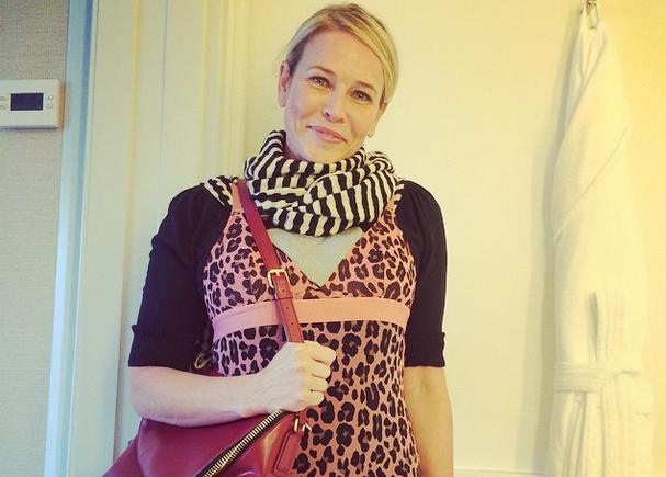 Batch 4- Selfie Mania- 15 Celebrities Who Did It Wrong- Chelsea Handler