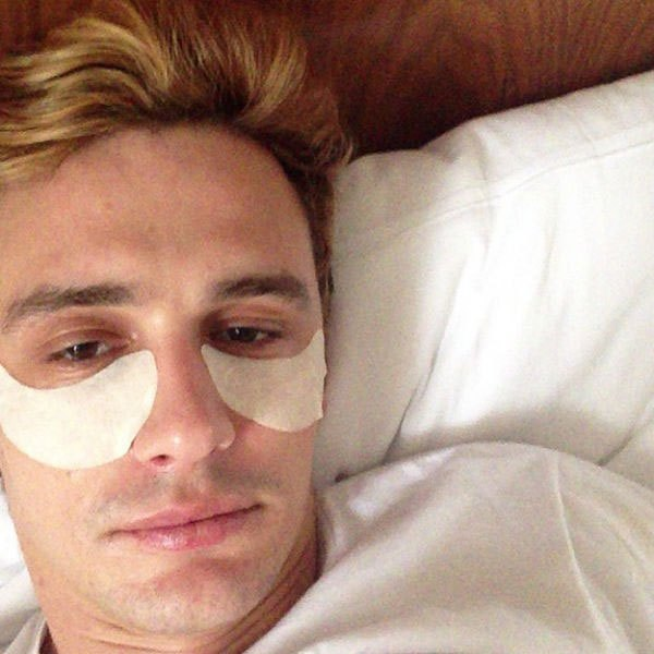 Batch 4- Selfie Mania- 15 Celebrities Who Did It Wrong- James Franco