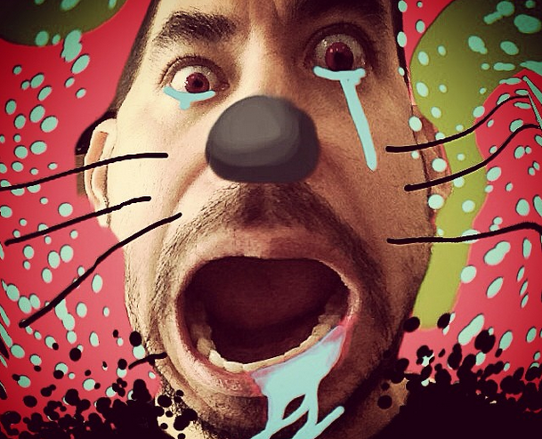 Batch 4- Selfie Mania- 15 Celebrities Who Did It Wrong- Mike Shinoda