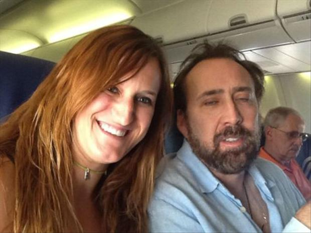 Batch 4- Selfie Mania- 15 Celebrities Who Did It Wrong- Nicholas Cage