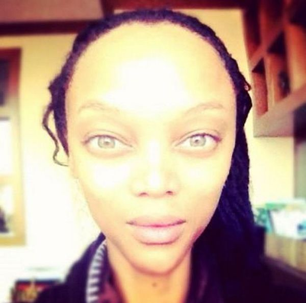 Batch 4- Selfie Mania- 15 Celebrities Who Did It Wrong- Tyra Banks