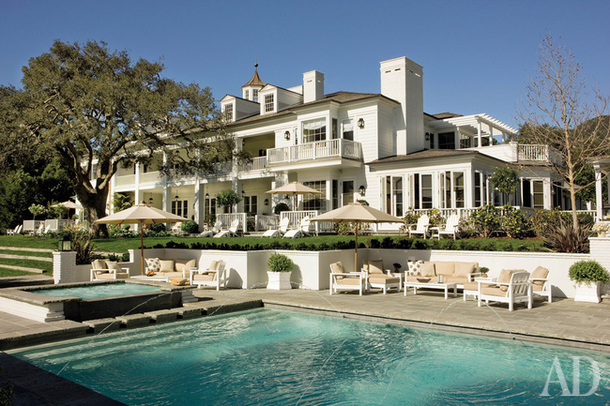 Batch 5- 15 Amazing Homes of Hollywood Celebrities- Rob Lowe