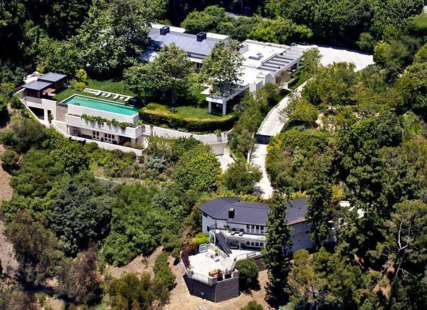Batch 5- 15 Amazing Homes of Hollywood Celebrities- Ryan Seacrest